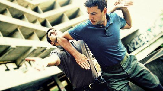 Selbstverteidigung für Männer